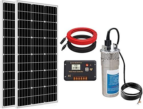 ECO-WORTHY Solar Well Pump Kit