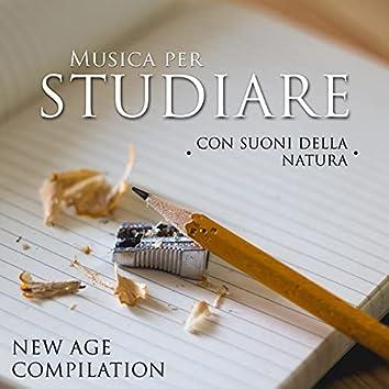 Musica per Studiare - Musica Rilassante New Age di Pianoforte per Aumentare la Concentrazione per Studiare e/o Leggere con Suoni della Natura