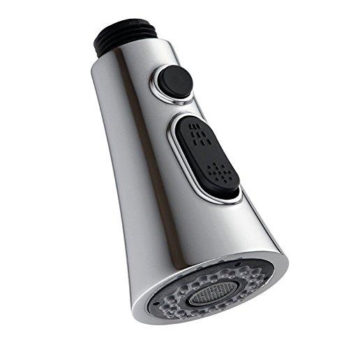 SHBV Cabezal rociador Grifo Mezclador de Mano Grifo extraíble Cabezal de Ducha para baño de Cocina (61012)