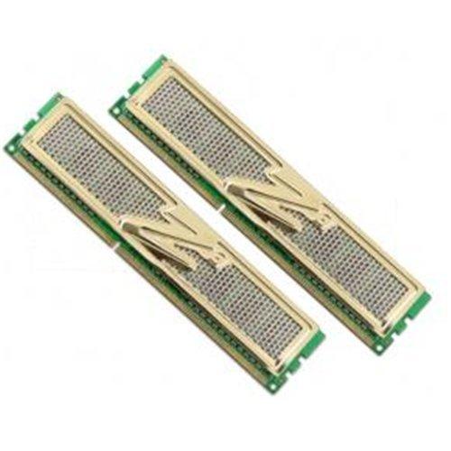 OCZ PC800 Arbeitsspeicher 4GB (800 MHz, 240-polig, 2X 2GB) DDR3-RAM CL6 Kit