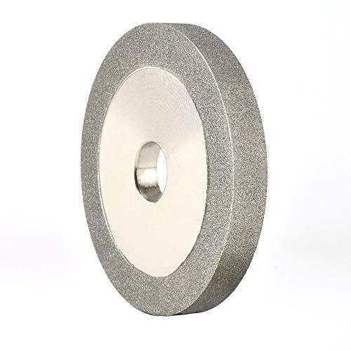 Flat Diamond Grinding Wheel 3-1/16