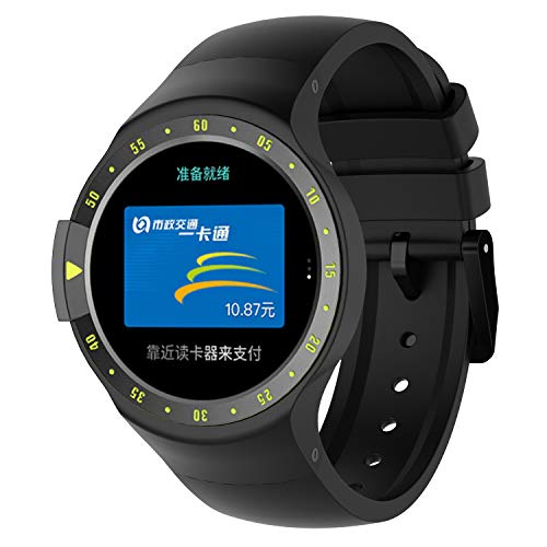 XIHAMA Band voor Ticwatch S Smart Watch, Zachte Silicone Sport Fitness Vervanging Band Quick Release Polsband Polsband
