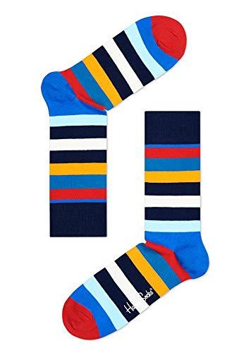 Happy Socks Mix Gift Box Calcetines, Multicolor (Multicolour 600), 7/10 (Talla del fabricante: 41-46) (Pack de 4) para Hombre