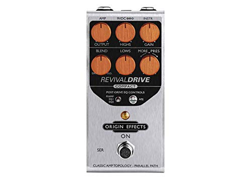 Origin Effects RevivalDRIVE Compact Pedal