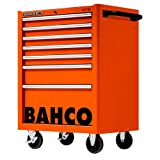 BAHCO BH1475K7 Carro Classic 26' 5 CAJ Naranj, Multicolor