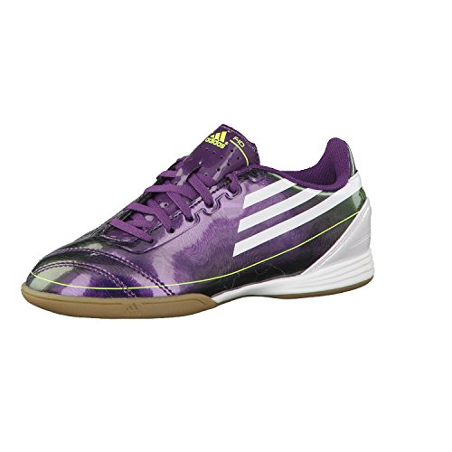 Adidas Hallen F10 IN J G12798 35 - Botas de fútbol