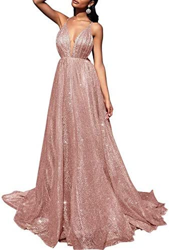 Sparkly ball gowns
