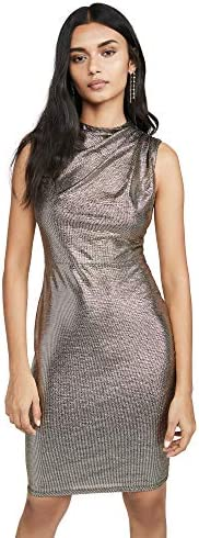 Black Halo Women s Corinne Sheath Dress Golden Gecko 10 product image