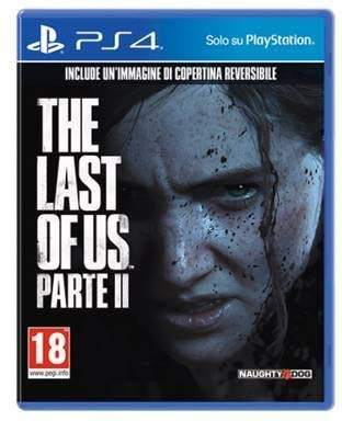 The Last Of Us Part II - Standard Plus Edition - Playstation 4