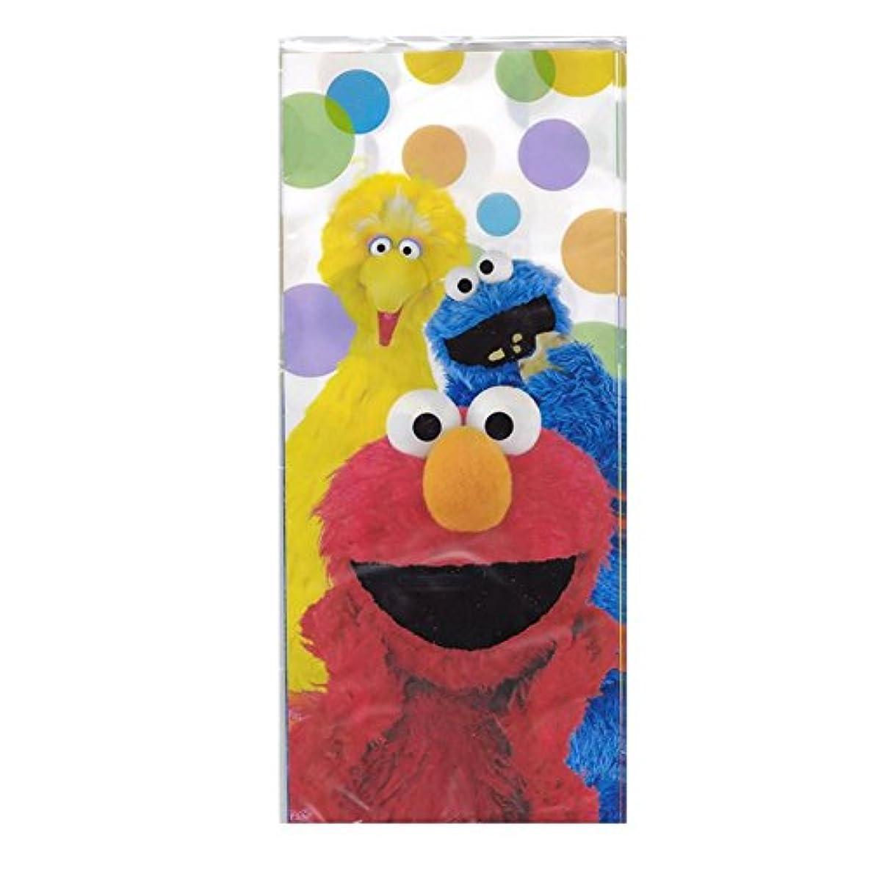 Sesame Street Treat Bags (16 Count, 4in. X 9.5in.)