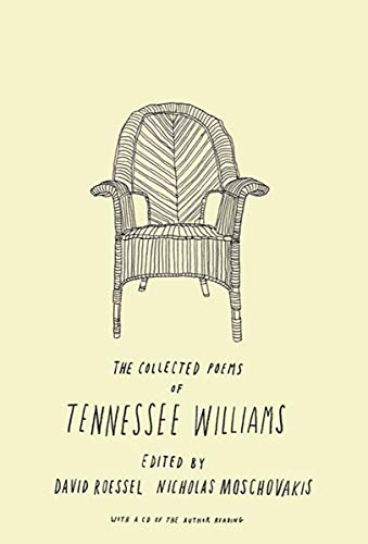 The Collected Poems of Tennessee Williams [With CD]