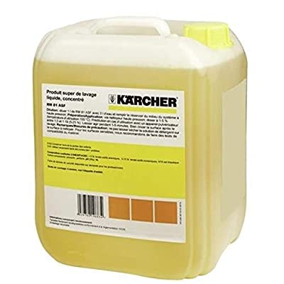 Karcher RM 81 Heavy Duty Traffic Film Remover & Cleaner Detergent 20 Litres for Hot Water Pressure Washers by Karcher