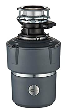 InSinkErator Garbage Disposal Evolution Cover Control Plus ¾ HP Batch Feed