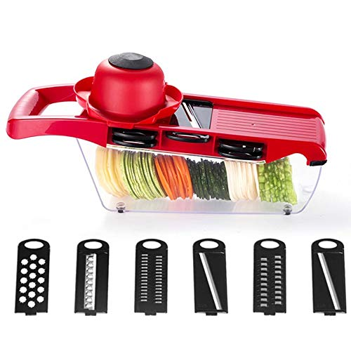 BianchiPatricia WNL-QCQ Vegetable Cutter Multifunctional Slicer Carrot Grater Potato Cutter