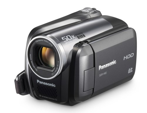 Panasonic SDR-H60EG-S videocamera 0,8 MP CCD Argento