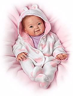 The Ashton-Drake Galleries Cutest Baby Contest Winner: Savana Baby Doll by Artist Ping Lau