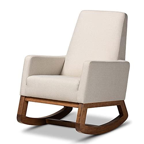 Baxton Studio Modern Rocking Chair