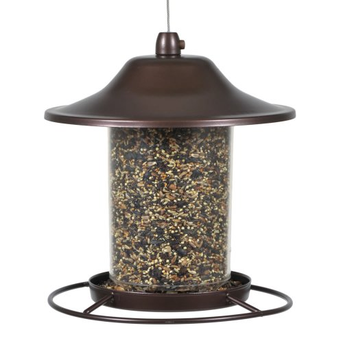 Perky-Pet 312 Panorama Bird Feeder, Small