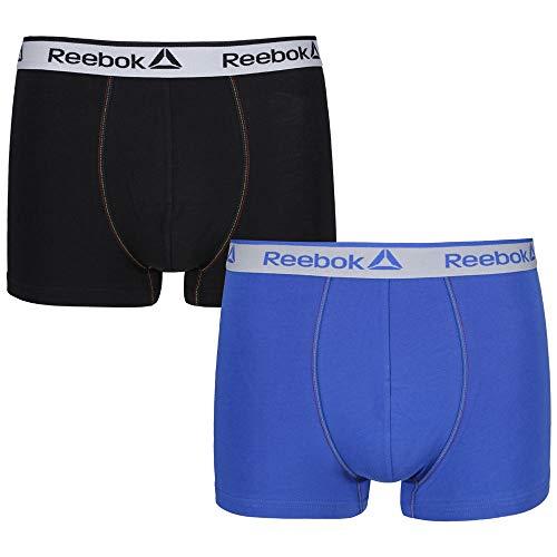 Reebok 2er Pack Trunk Billy Boxershort