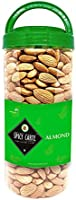 Spicy Carte Premium Roasted and Salted Californian Almonds, 500gm