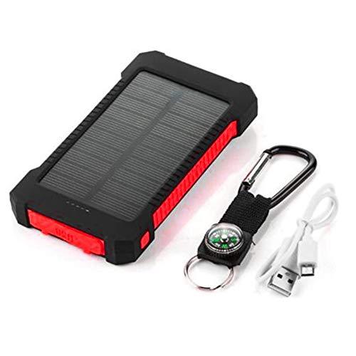 Newgrange reenca Dual USB Portable Solar ladegerã ¤ T Universal Solar Power Bank Fã ¼ r Teléfono