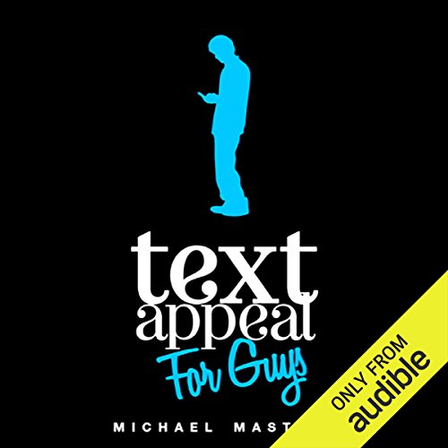 TextAppeal for Guys! audiobook cover art