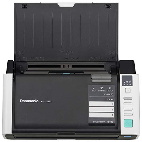 Panasonic KV-S1037X Network Wireless Color Document Duplex Scanner