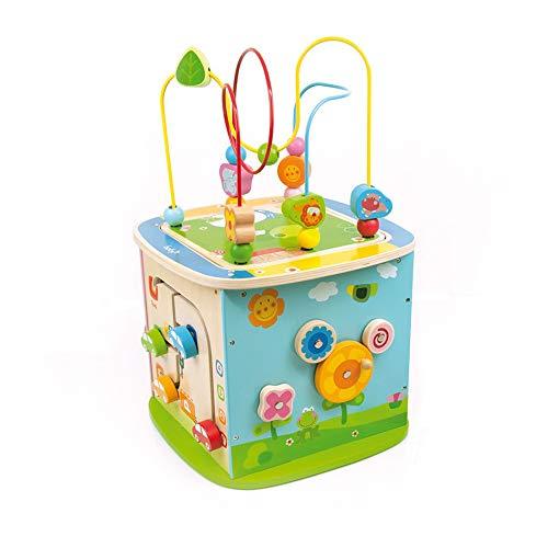 Andreu Toys- Happy Forest Multi Play Box Juguetes para apilar y Encajar, Color (Multicolor) (BB0308)