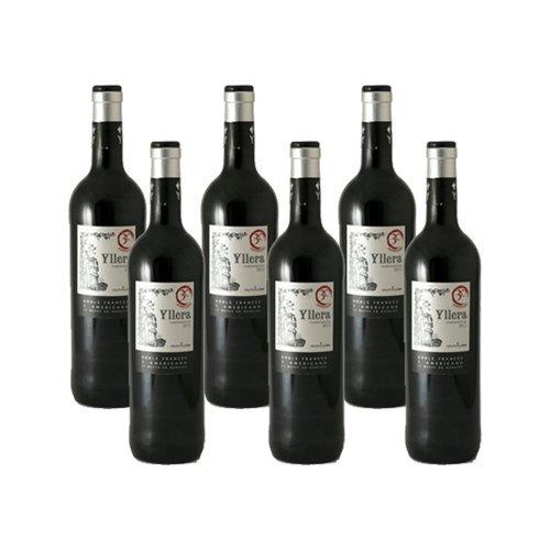 Yllera Crianza - Vino Tinto - 6 Botellas