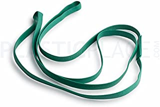 """Plasticplace 14"""" Rubber Bands for 6-10 gallon Trash Cans, 5 Pack"""