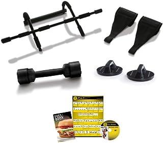 Kit Exercicios Musculacao Gold's Gym 7 em 1