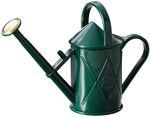 Haws Heritage Indoor Plastic Watering Can, 0.25-Gallon/1-Liter, Green