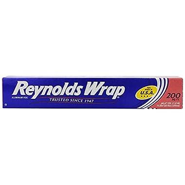 Reynolds Wrap Aluminum Foil (200 Square Foot Roll)