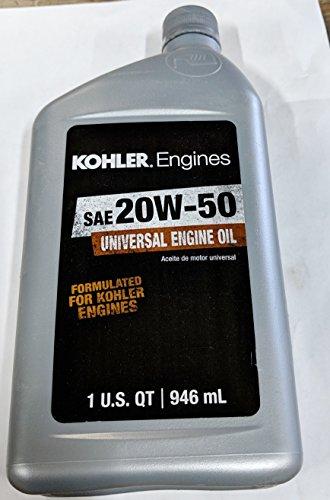 Kohler SAE 20W-50 Engine Oil 32 oz. #25 357 41-S