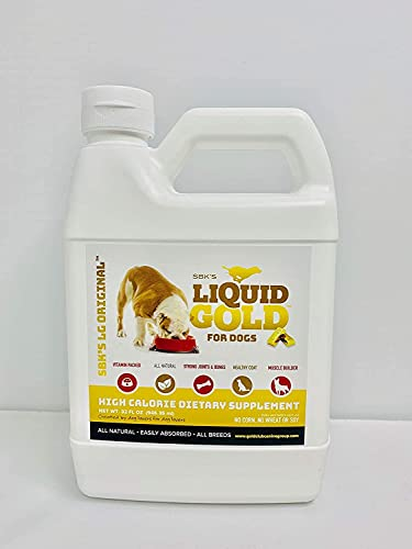 Top 10 best selling list for liquid gold supplement for dogs