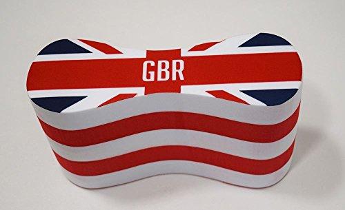 TYR Pull Boy British Swimming Unisex-Adult, White, Unique