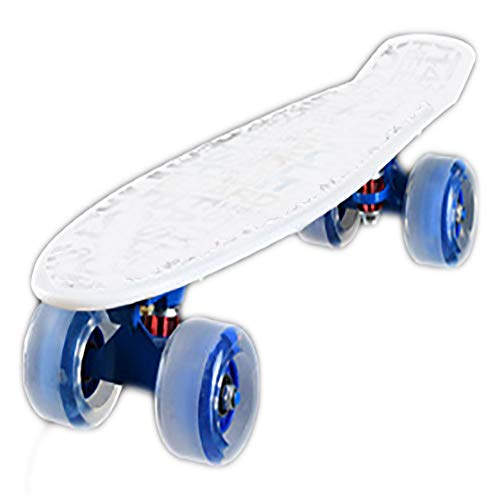 XIAO XIONG Small Fish Board Banana Plate Teen Highway Step Single-turnboard Adult Beginner Vierwielige scooter