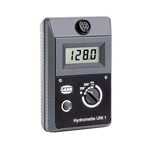 Hydromette UNI 1 - ohne Zubehör - Elektronisches Digital-Anzeigegerät