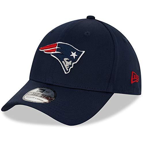New Era League Essential 39thirty England Patriots OTC - Gorra para Hombre,...