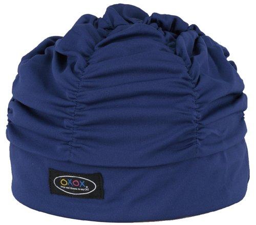 FOOTMARK(フットマーク) 水泳帽 スイミングキャップ ゆったりアクアキャップギャザー 508001 ノーコン(19)