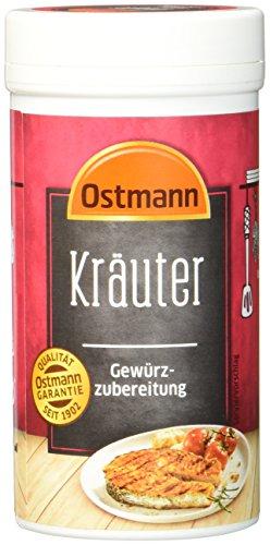 Ostmann Grill & Kräuter Gewürzzubereitung, 3er Pack (3 x 90 g)