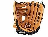 barnett france SL- Gant de Baseball Cuir Pigskin Leather, Marron (130, REG (Se Porte à la Main...