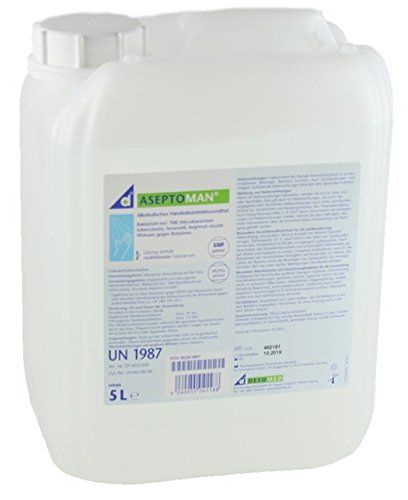 Desomed Dr.Trippen GmbH Aseptoman Händedesinfektion 5 Liter