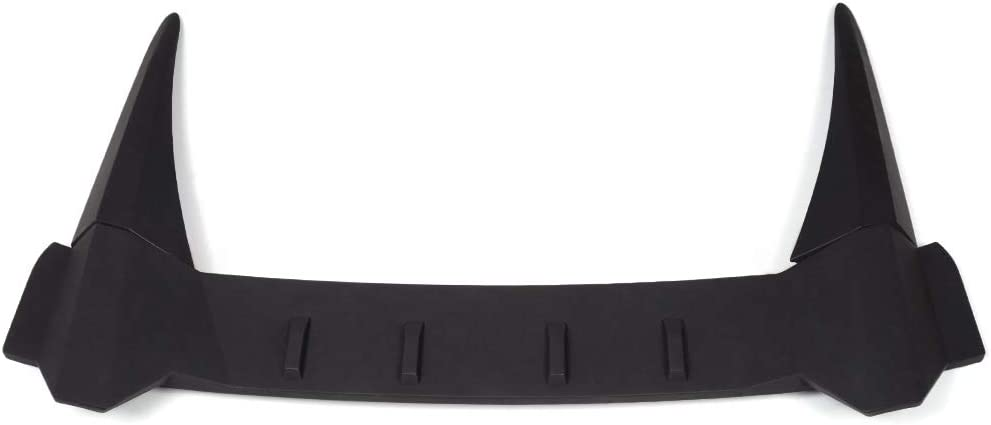 VRracing 3PCS Rear Roof Tail Fin Replacement Spoiler Wing 日本正規代理店品 Ho for 返品交換不可