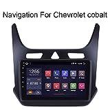 HWENJ Android 8.1 Autoradio Für 2016-2018 Chevrolet Kobalt, 9 Zoll In Dash Head Unit Einzel Din Auto Radio GPS Navigation Volle RCA BT MirrorLink WiFi Auto Auto Spielen TPMS DVR OBD2