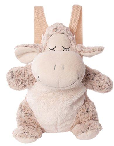 Inware 6360 - Kinder Rucksack, Schaf, beige-meliert