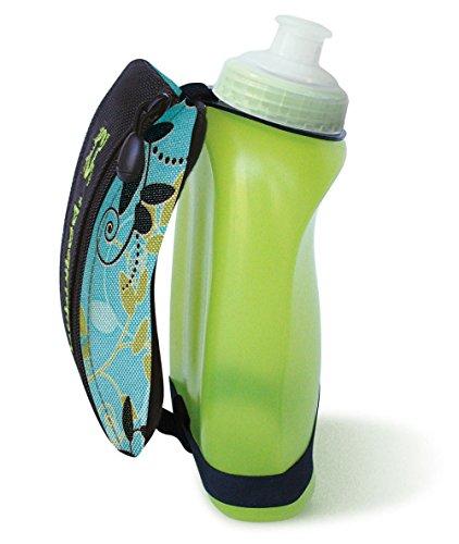 Amphipod iPod, iPhone Hydraform Handheld Pocket Runners Hydration Bottle Flora