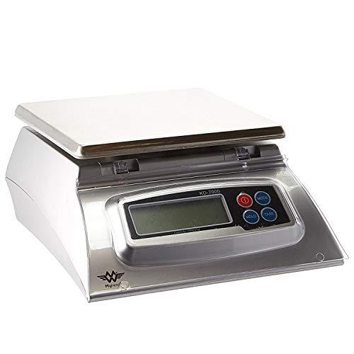 My Weigh Báscula de Cocina Pro 7000G Precisión hasta 1G–bäckereien, Cocina & Comedores