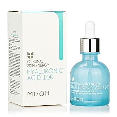 [Mizon] Hyaluronic Acid 100 (30ml) Anti Ageing & Anti Wrinkle Hyaluronic Acid Dropper Serum, Skin Rejuvenation and Reinvigoration, Korean Skin care by Mizon