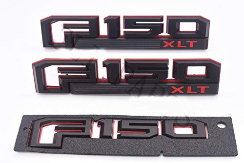 red and black f150 emblem - 9